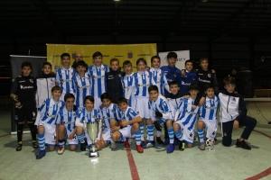 Torneo Aspace campeon
