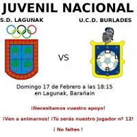 Liga Nacional  ¡¡Necesitamos tu apoyo!!