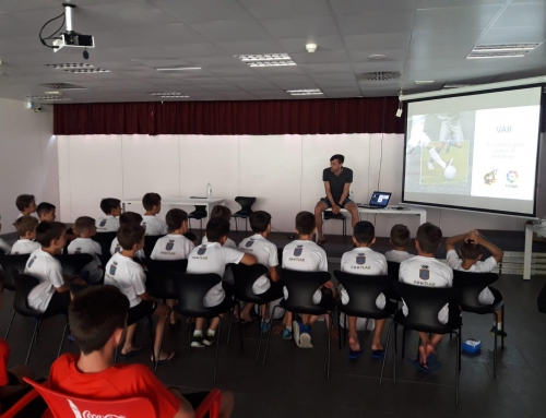 Campus de Tecnificación: ¡y seguimos aprendiendo…!