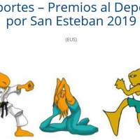FOOTLAG premiada con Los Premios al Deporte 2019